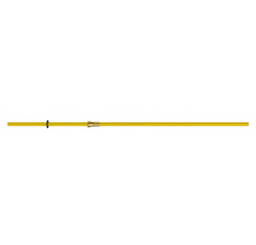 MIG WKŁAD PODAJNIKA TEFLONOWY PARKER 2400/2500/3600/4001/5000/6050 - 5m 1,2-1,6mm