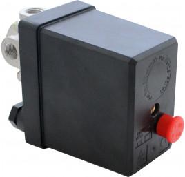 Presostat sprężarki wyłącznik ciśnieniowy CH SPR.5004  400V/10bar/20A