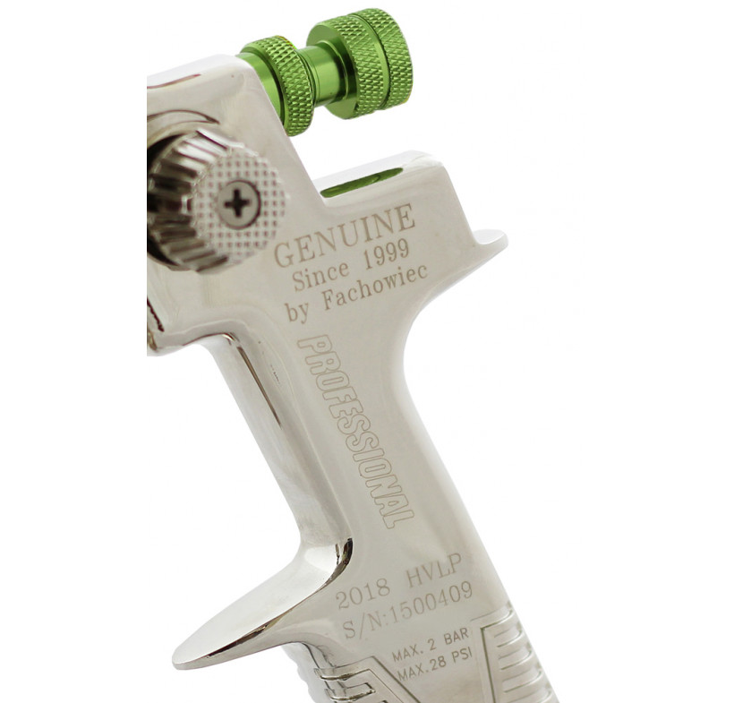 Pistolet lakierniczy PROFESSIONAL HVLP 1.7mm