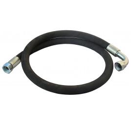 AR- Przewód antywibracyjny DN20 1.5mb 3/4'w kol.90st. x 3/4'w