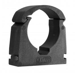 VP- Uchwyt 28mm czarny zapinany obejma