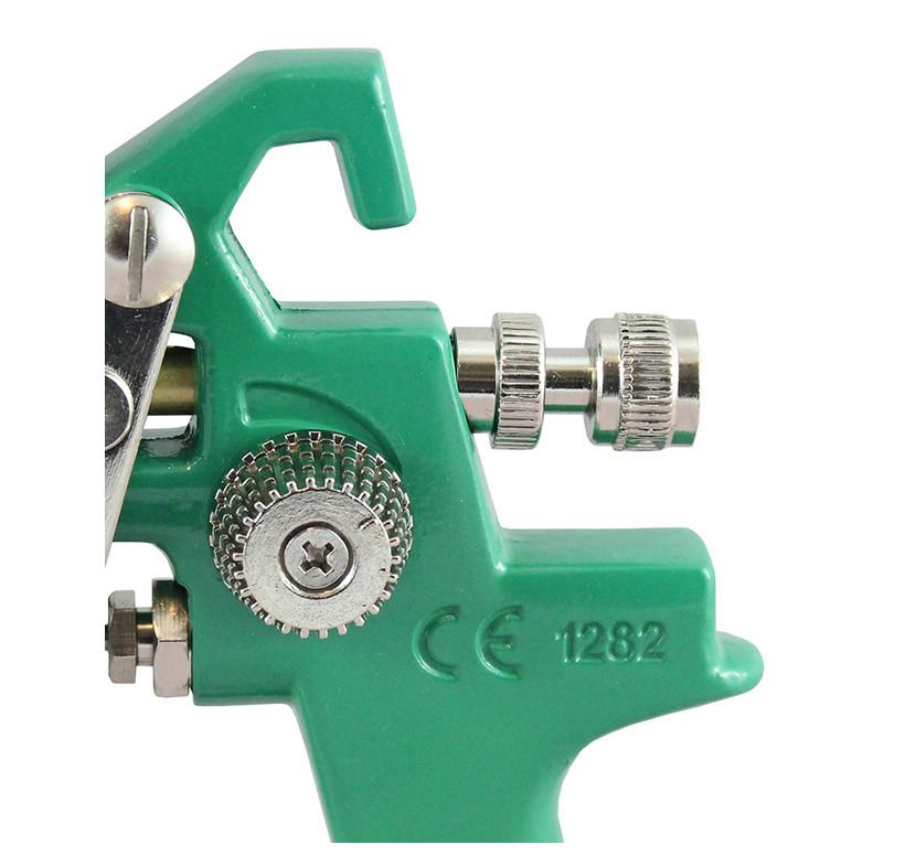 Pistolet lakierniczy SPEEDWAY zielony HVLP 1.2mm