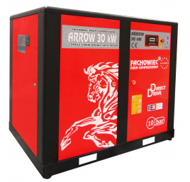 Sprężarka śrubowa Profi Kompressoren ARROW 30 kW 4170 l/min 10 bar 400 V