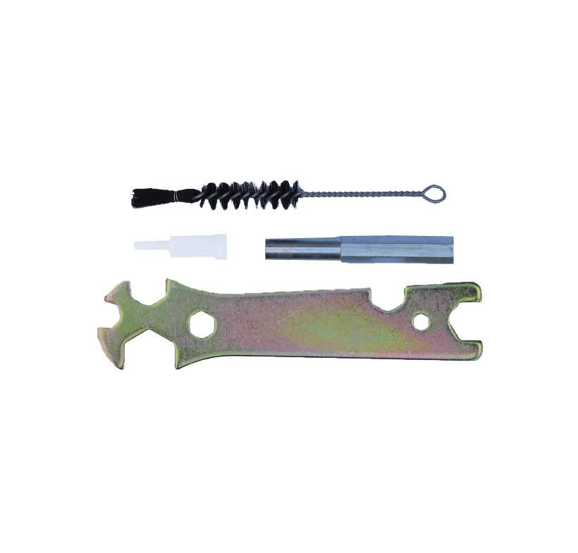 Pistolet lakierniczy SPEEDWAY zielony HVLP 1.7mm
