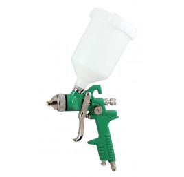 Pistolet lakierniczy SPEEDWAY zielony HVLP 2.0mm