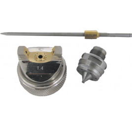 Zestaw dysz SPEEDWAY HVLP 1.4mm