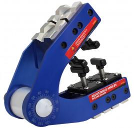 Spawalniczy kątownik magnetyczny nastawny 160x64