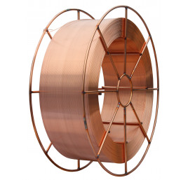 Bohler MAG drut spawalniczy EMK6 ER70S-6 G3Si1 12.50 1.2X18kg szpula (cena za 1 szpulę)