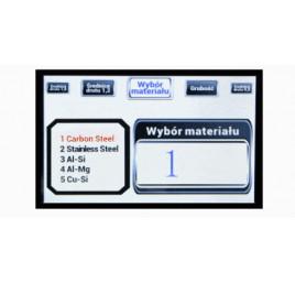 Półautomat spawalniczy 3w1 BI-PULSE 201  MIG/MAG/PULS/PODWÓJNY PULS/FCAW/MMA/TIG LIFT Welder Fantasy 230V