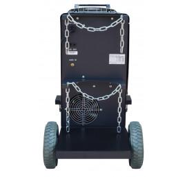 Półautomat spawalniczy 2w1 BI-PULSE 251 4x4 MIG/MAG/PULS/PODWÓJNY PULS/MMA Welder Fantasy 400V