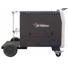 Półautomat spawalniczy 2w1 BI-PULSE 321 4x4 MIG/MAG/PULS/PODWÓJNY PULS/MMA Welder Fantasy 400V