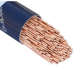 Bohler TIG drut spawalniczy pręt EML5/W2Si/ER70S-3 stal niskostopowa 2.0x1000/opk. 5kg (cena za 1kg)
