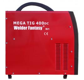 Spawarka inwertorowa MegaTig DC 400 Welder Fantasy+uchwyt ARC T5W