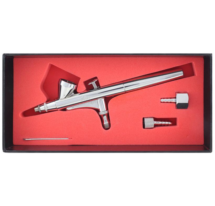 Aerograf STAR 0.2mm 2ml zbiornik otwarty