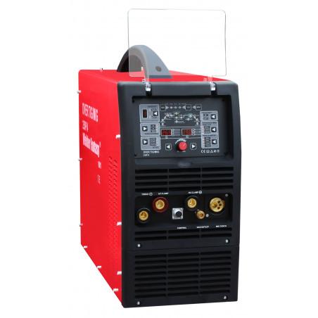 Półautomat spawalniczy 3w1 OVER 250 4x4-15KG MIG/MAG/TIG AC/DC/ MMA Welder Fantasy