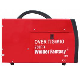 Półautomat spawalniczy 3w1 OVER 250 2R-5KG MIG/MAG/TIG AC/DC/ MMA Welder Fantasy