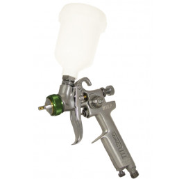 Pistolet lakierniczy STAR MINI HVLP 1.0mm zbiornik 130ml