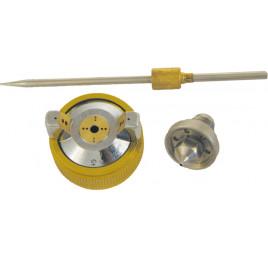 Zestaw dysz STAR MINI LVLP* 0.8mm GOLD