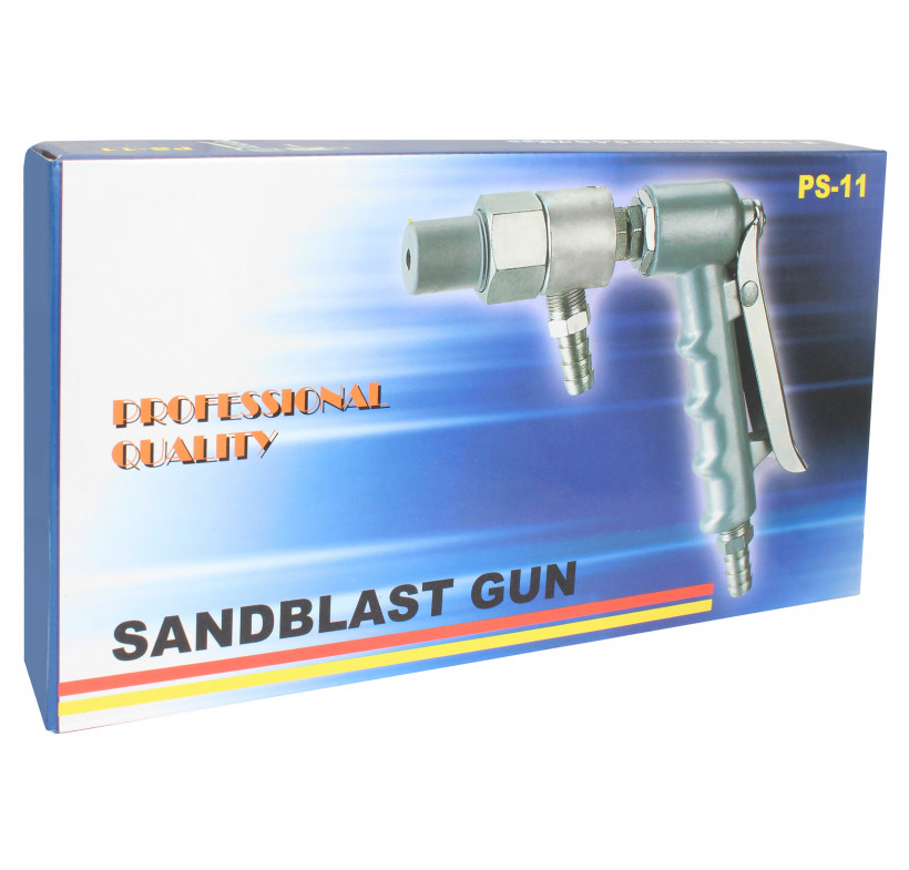 Pistolet do piaskowania PS-11 dysza ceramiczna