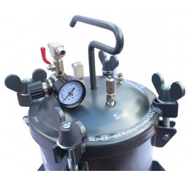 Zbiornik ciśnieniowy 10L ECONOMY + 5m przewód.