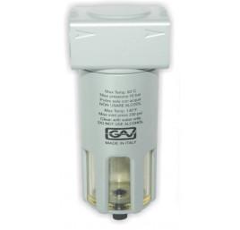 Filtr 1/2' odwadniacz GAV