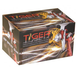 Pistolet lakierniczy TIGER 2.5mm