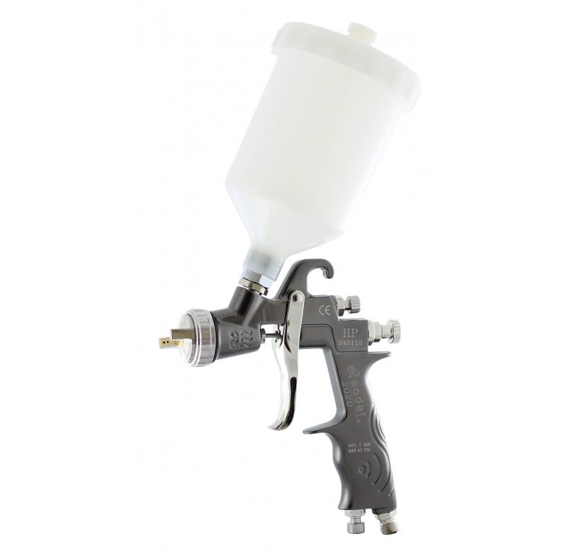Pistolet lakierniczy LEADER HP 1.6mm