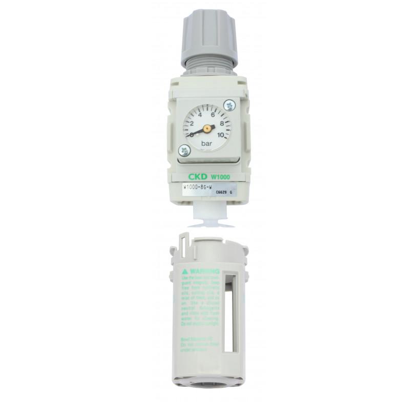 """CKD W1000-8G-G3  Filtr+reduktor 5um 1/4"""""""