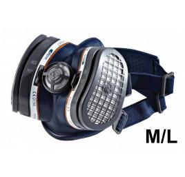Półmaska ochronna lakiernicza ELIPSE A1P3 M/L