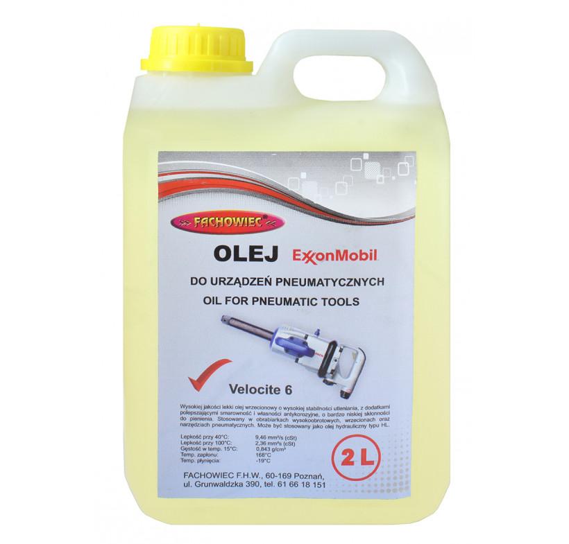Olej do narzędzi MOBIL 2L