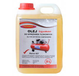 Olej do sprężarek MOBIL 2L