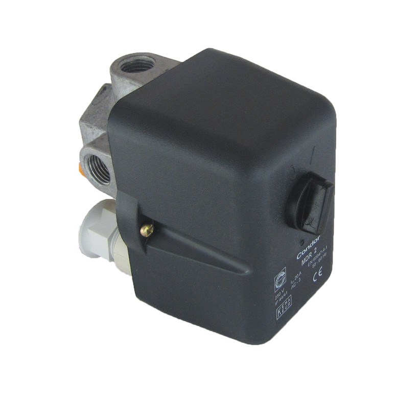 Presostat sprężarki wyłącznik ciśnieniowy MDR2/11 230V