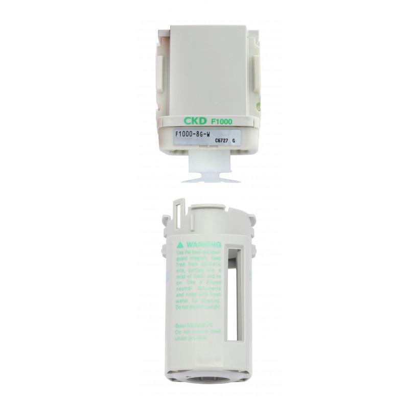 CKD F1000-8G  Filtr 1/4' 5um woda