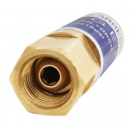 Bezpiecznik przypalnikowy tlen 2x1/4'