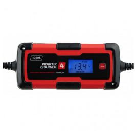 PRAKTIK CHARGER 4 LCD 6/12V - 1