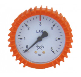 Manometr roboczy propan 0-6 bar