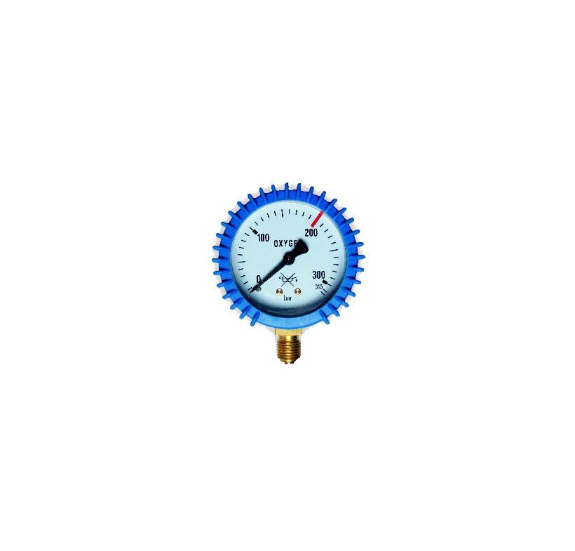 Manometr roboczy tlen 0-16 bar