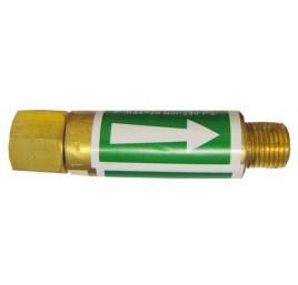 Bezpiecznik przyreduktorowy tlen