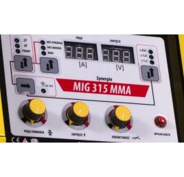 MAGNUM MIG 315 SYNERGIA - 3