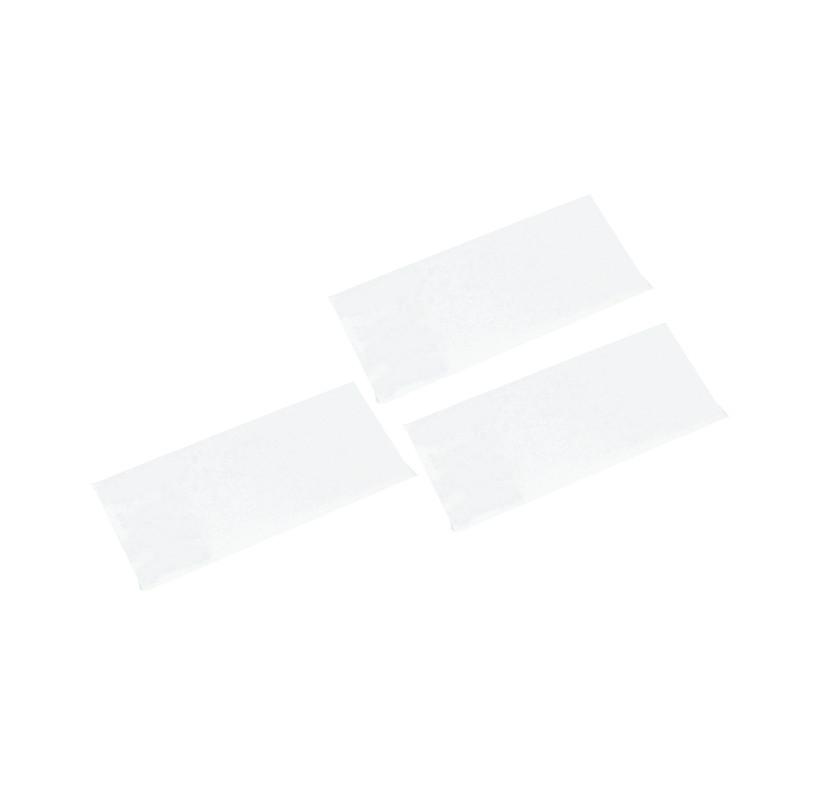 Płytka z poliwęglanu 90x110 mm TECMEN