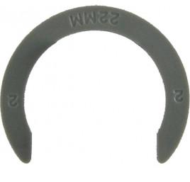 Pierścień zabezpieczający 22mm