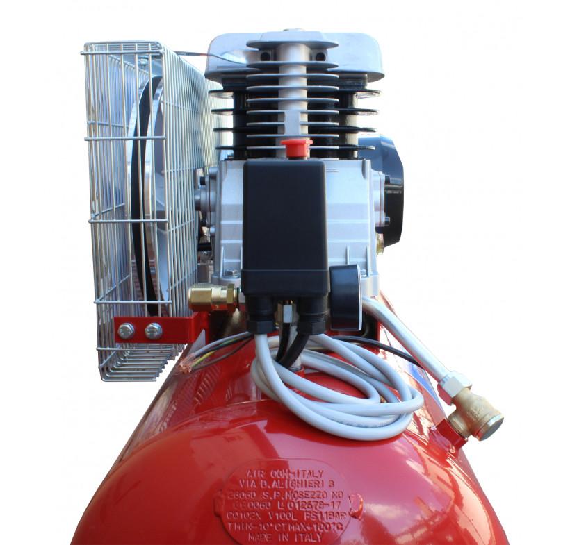 Sprężarka tłokowa kompresor Profi Kompressoren PK1480 360/100/3 2.2kW/400V