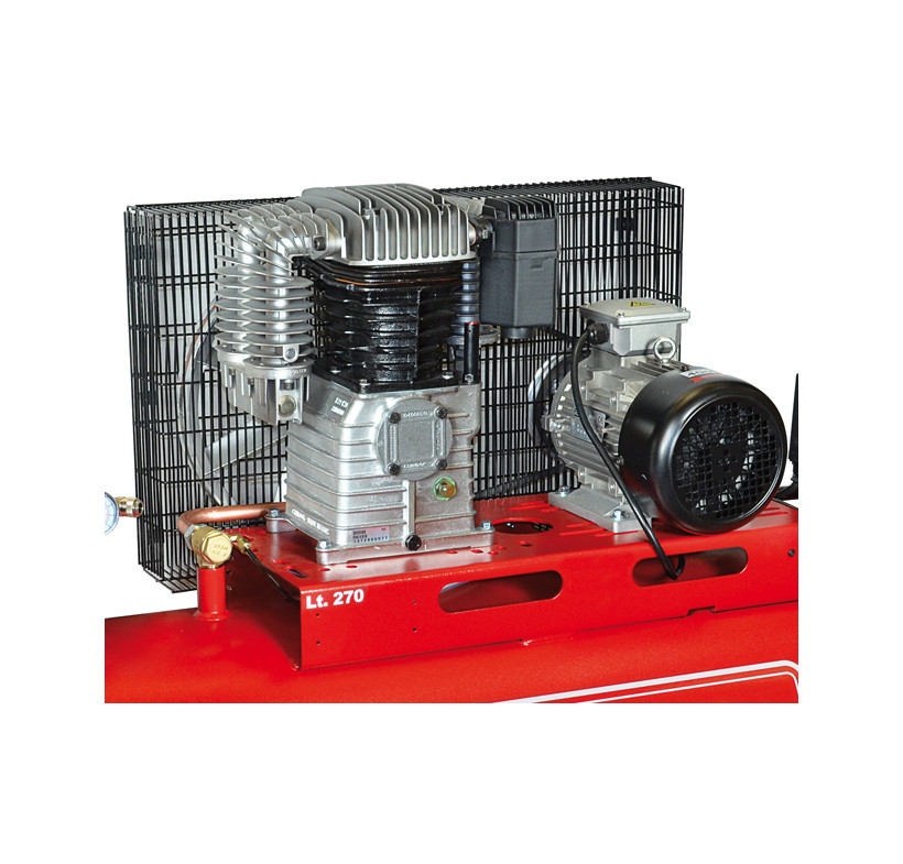 Sprężarka tłokowa kompresor Shamal CT 500/270 K25 30 m3/h 3kW