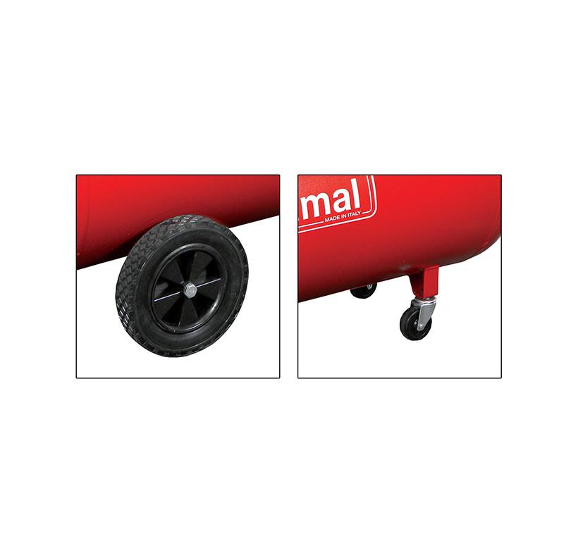 Sprężarka tłokowa kompresor Shamal CT 750/270 K30 44 m3/h 4kW
