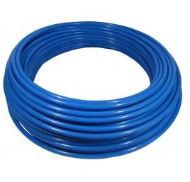 VP- Przewód sieciowy wąż do instalacji sprężonego powietrza PA 15x12 JG niebieski