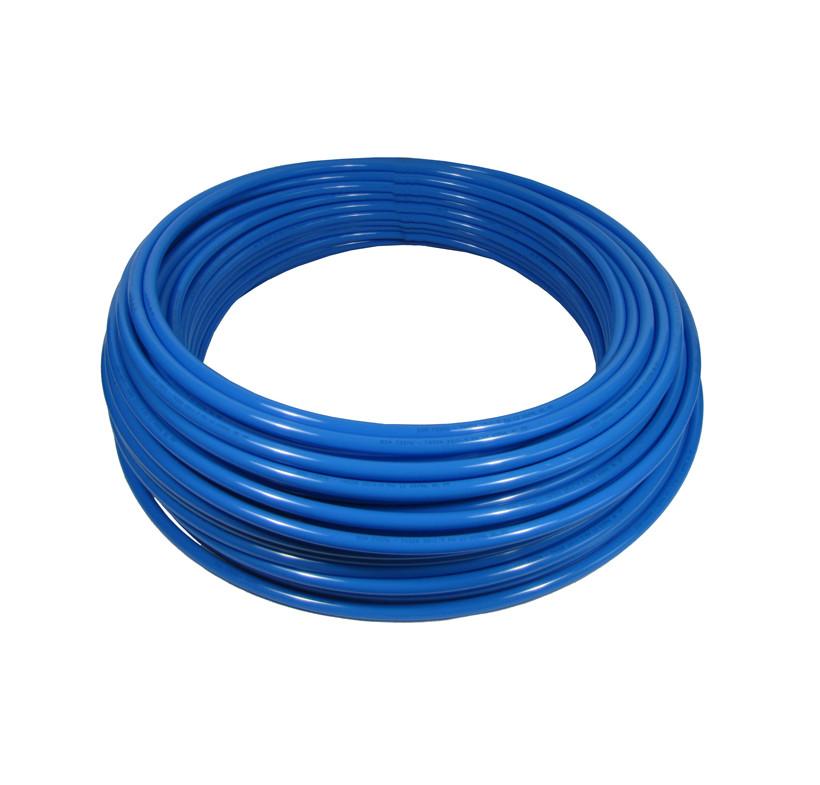 VP- Przewód sieciowy wąż do instalacji sprężonego powietrza PA 22x18 JG niebieski